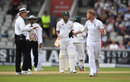 Rod Tucker had to tell Ben Stokes to calm down, England v Pakistan, 2nd Investec Test, Old Trafford, 3rd day, July 24, 2016