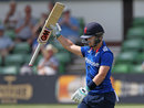 Ben Duckett became the first Lions player to record a List A double-ton, England Lions v Sri Lanka A, Tri-series, Canterbury, July 25, 2016