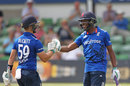 Ben Duckett and Daniel Bell-Drummond put on an unbroken 367 for the second wicket, England Lions v Sri Lanka A, Tri-series, Canterbury, July 25, 2016