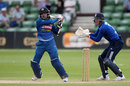 Angelo Perera provided some middle-order resistance, England Lions v Sri Lanka A, Tri-series, Canterbury, July 25, 2016