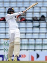 Dhananjaya de Silva launched his Test career with a six, Sri Lanka v Australia, 1st Test, Pallekele, 1st day, July 26, 2016