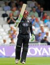 Steven Davies anchored the innings with a half-century, Surrey v Gloucestershire, Royal London Cup, South Group, The Oval, July 27, 2016