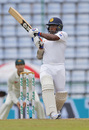 Rangana Herath frustrated Australia with a pesky 35 off 34, Sri Lanka v Australia, 1st Test, Pallekele, 4th day, July 29, 2016