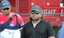 Pubudu Dassanayake takes part in a guest coaching role in Florida, USA training camp, Lauderhill, July 28, 2016