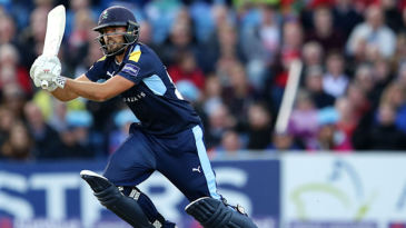 Jack Leaning provided the impetus for Yorkshire win