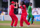 Deandra Dottin took three wickets but finished on the losing side, Western Storm v Lancashire Thunder, Women's Super League, Taunton, July 31, 2016