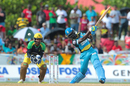 Andre Fletcher opts for power over finesse, Jamaica Tallawahs v St Lucia Zouks, CPL 2016, Lauderhill, July 31, 2016