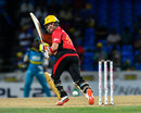 Brendon McCullum's unbeaten 49 off 41 steered Knight Riders home, St Lucia Zouks v Trinbago Knight Riders, CPL 2016, eliminator, St Kitts, August 4, 2016