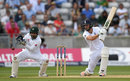 James Vince plays through the off side, England v Pakistan, 3rd Investec Test, Edgbaston, 4th day, August 6, 2016