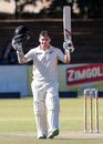 Tom Latham brought up his century after tea, Zimbabwe v New Zealand, 2nd Test, Bulawayo, 1st day, August 6, 2016