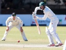 Sean Williams guides one to the off side, Zimbabwe v New Zealand, 2nd Test, Bulawayo, 3rd day, August 8, 2016