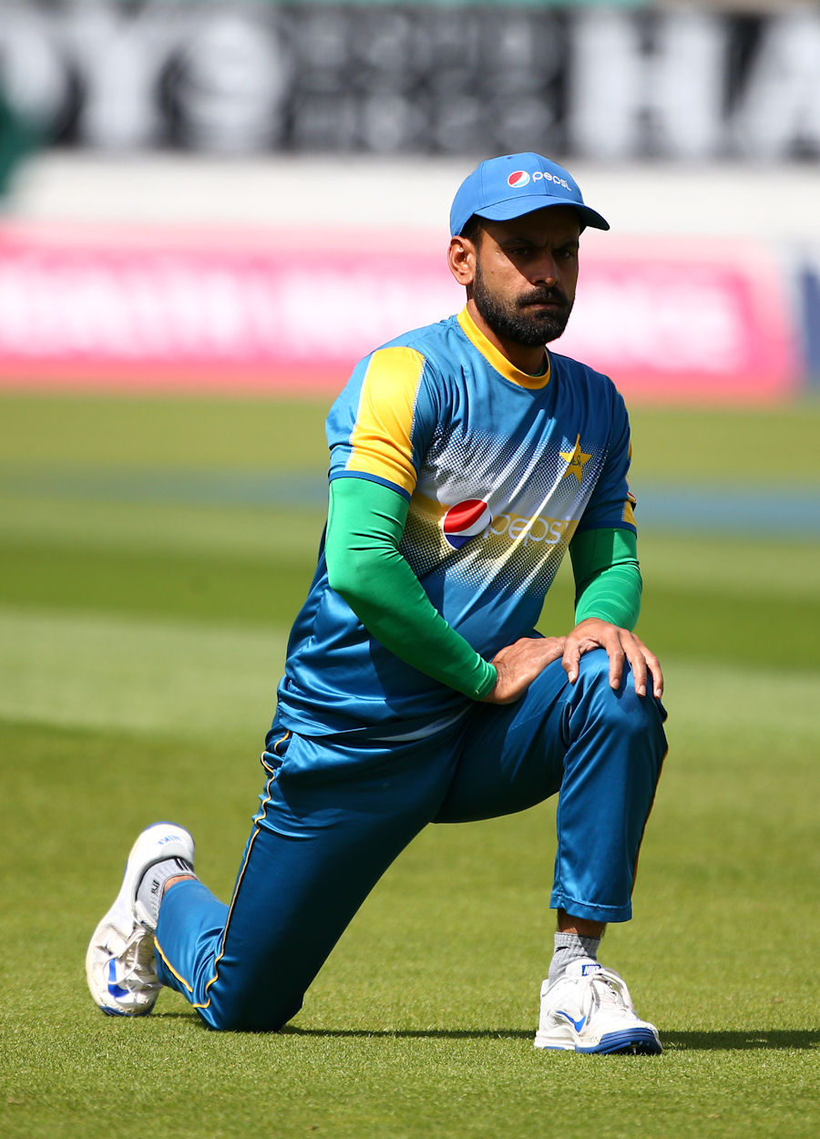 Mohammad Hafeez to Work on His Bowling Action in England 2