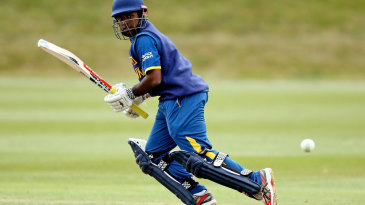 Charith Asalanka top-scored with 70