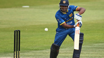 Shammu Ashan finished 60 not out from 62 balls
