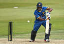 Shammu Ashan finished 60 not out from 62 balls, England U-19s v Sri Lanka U-19s, 1st Youth ODI, Wormsley, August 10, 2016