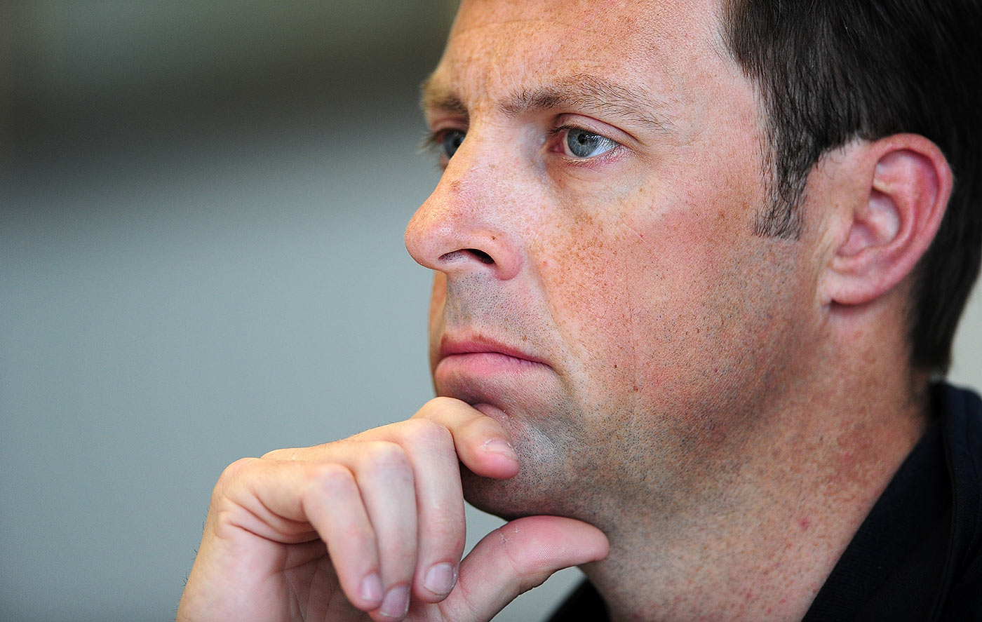 Marcus Trescothick close-up