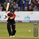 Mark Stoneman's half-century got the innings off to a solid start, Gloucestershire v Durham, NatWest T20 Blast quarter-final, Bristol, August 10, 2016