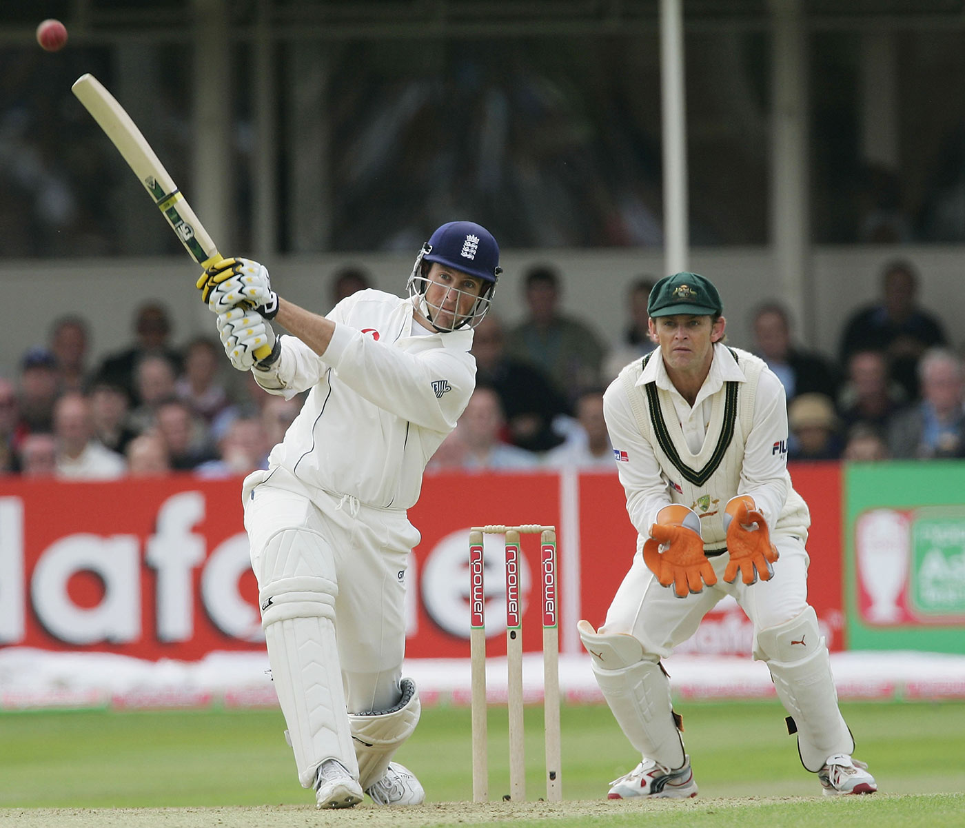 Edgbaston 2005: Trescothick's 90 got the classic Test off to a flying start