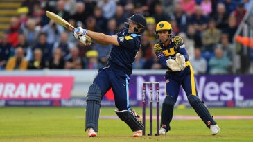 David Willey was in inspirational form for Yorkshire