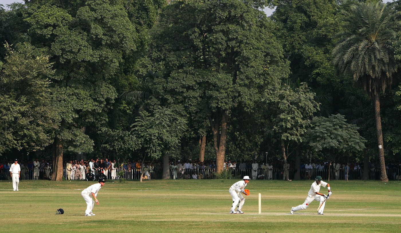 The Bagh-e-Jinnah hasn't hosted a first-class match in Pakistan's domestic competition since 1995