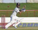 Ajinkya Rahane carves a boundary behind square, West Indies v India, 3rd Test, Gros Islet, 4th day, August 12, 2016