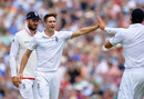 Chris Woakes picked up yet another wicket, England v Pakistan, 4th Test, The Oval, 3rd day, August 13, 2016