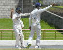Wriddhiman Saha appeals for a stumping, West Indies v India, 3rd Test, Gros Islet, 5th day, August 13, 2016