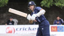 Kyle Coetzer tucks a run off his hips, Scotland v UAE, ICC WCL Championship, Edinburgh, August 14, 2016