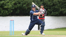 Richie Berrington brought up 1000 career ODI runs during his 27, Scotland v UAE, ICC WCL Championship, Edinburgh, August 14, 2016
