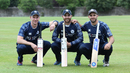 Richie Berrington, Preston Mommsen and Kyle Coetzer passed 1000 career ODI runs in a win over UAE, Scotland v UAE, ICC WCL Championship, Edinburgh, August 14, 2016