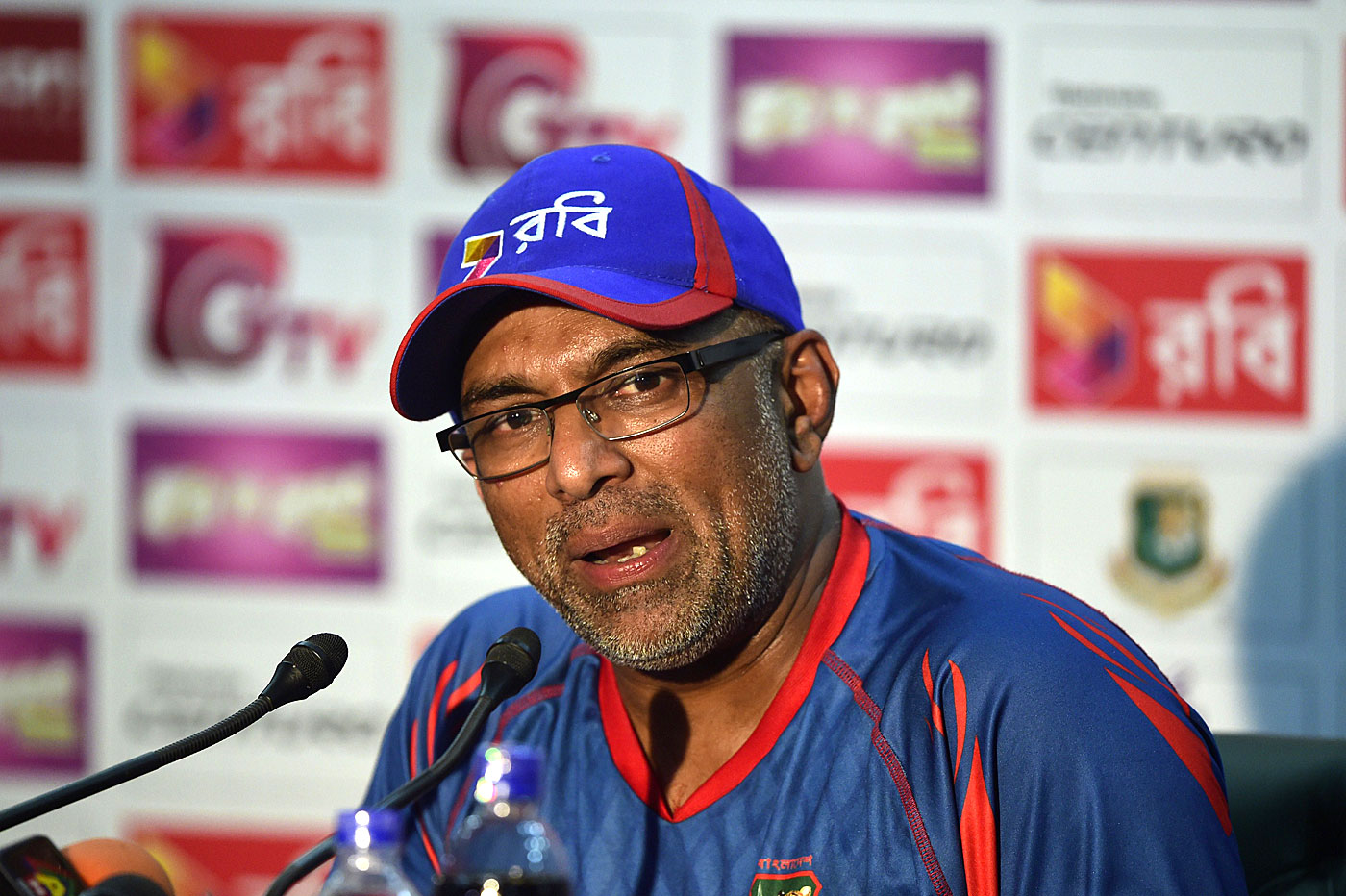 Chandika Hathurusingha knew Bangladesh had the potential to be better. He wanted the players to get over their fear of losing