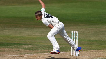 Sam Curran enjoyed an impressive all-round game