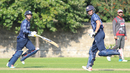 Preston Mommsen and Calum MacLeod put on a Scotland ODI third-wicket record stand of 165, Scotland v UAE, ICC WCL Championship, Edinburgh, August 16, 2016
