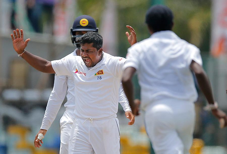 Sri Lanka spin way to clean sweep Australia