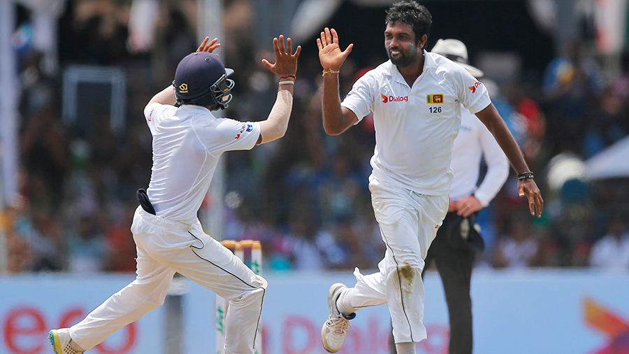 Sri Lanka leads Zimbabwe by 334, series victory in sight