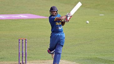 Avishka Fernando hit 138 off 134 balls