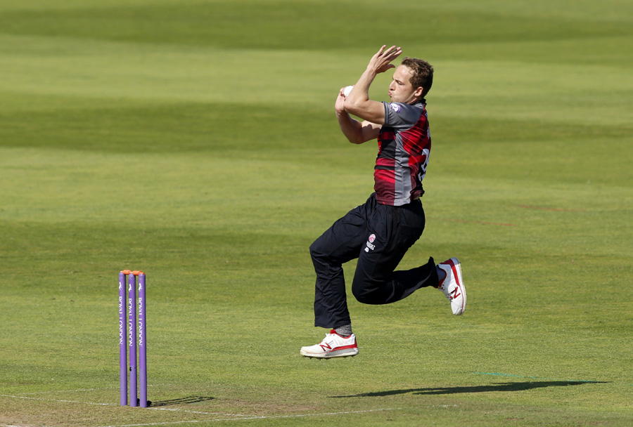 Scotland won't have the services of their fast bowler Josh Davey at the World Cup Qualifiers because of his county commitments
