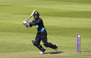Moeen Ali carried the fight for Worcestershire, Somerset v Worcestershire, Royal London One-Day Cup quarter-finals, Taunton, August 17, 2016