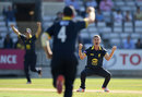 Legspinner Josh Poysden picked up three key wickets, Warwickshire v Essex, Royal London One-Day Cup quarter-finals, Edgbaston, August 17, 2016