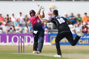 Rory Kleinveldt hammered vital late runs, Northamptonshire v Surrey, Royal London Cup, Quarter-final, Wantage Road, August 18, 2016