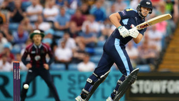 Alex Lees skippers Yorkshire at NatWest Blast finals day with treble hopes still alive