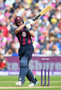 Alex Wakely helped marshall the recovery, Nottinghamshire v Northamptonshire, NatWest T20 Blast, 1st semi-final, Edgbaston, August 20, 2016