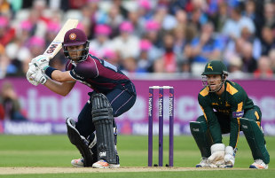 Ben Duckett played some sparkling shots