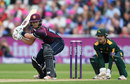 Ben Duckett played some sparkling shots, Nottinghamshire v Northamptonshire, NatWest T20 Blast, 1st semi-final, Edgbaston, August 20, 2016