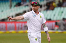 Dale Steyn had figures of 6-4-3-2 at lunch, South Africa v New Zealand, 1st Test, Durban, 2nd day, August 20, 2016