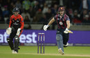 Alex Wakely helped resurrect the innings once again, Durham v Northamptonshire, NatWest T20 Blast final, Edgbaston, August 20, 2016