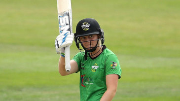 Heather Knight's fifty guided the chase