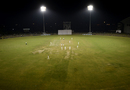 The Greater Noida Sports Complex ground under lights, India Green v India Red, Duleep Trophy 2016-17, 1st day, Greater Noida, August 23, 2016