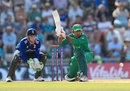 Sarfraz Ahmed hit an energetic half-century, England v Pakistan, 1st ODI, Ageas Bowl, August 24, 2016