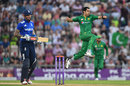 Umar Gul removed Alex Hales for 7, England v Pakistan, 1st ODI, Ageas Bowl, August 24, 2016